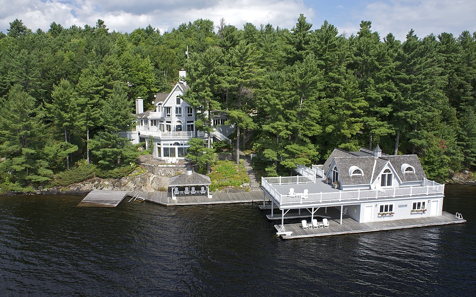 SOLD ~ Juniper Hill ~ North Lake Muskoka