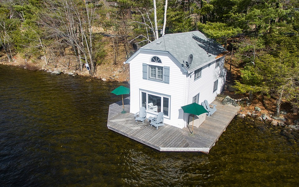 SOLD - Lake Rosseau - Rest Harbour