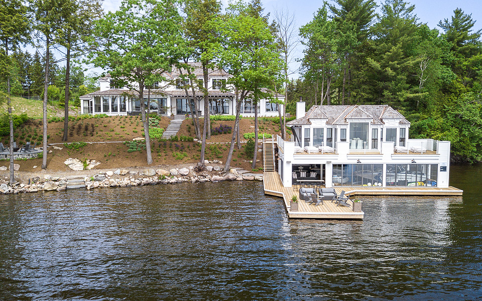 SOLD - SOUTH LAKE ROSSEAU