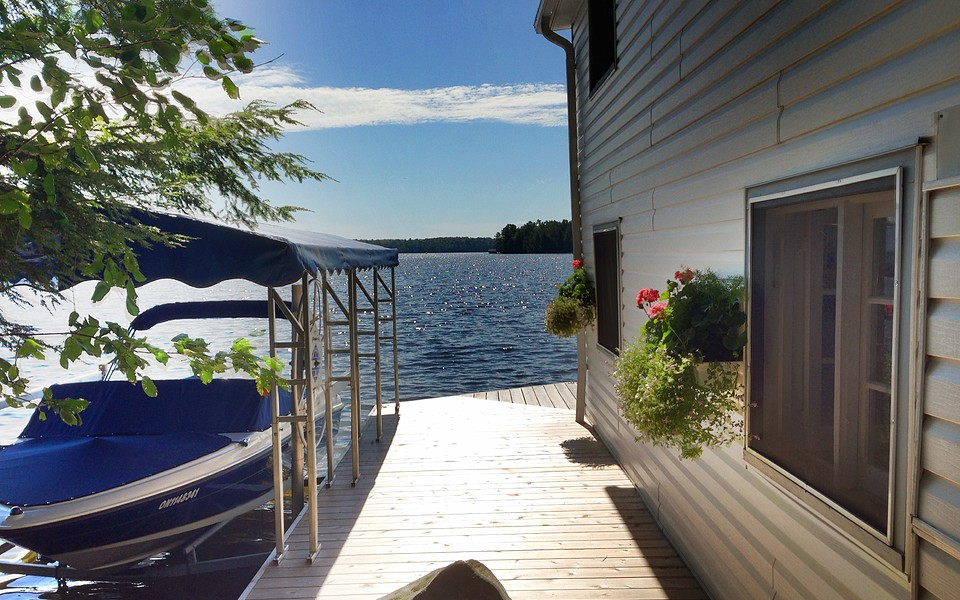 SOLD ~ Lake Rosseau Waterfront